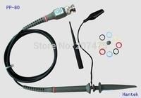 free shipping Portable Oscilloscope Probe 60MHz Hantek PP-80
