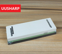 Free Shipping! Uusharp sharpening stone combined water stone made in Japan Super hard knife sharpener #3000/8000