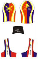 2014 Customized Design Retail Outdoor Cycling Jersey(Maillot)/Bib Short(Culot)/Short/Made Of High Quality Polyester