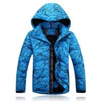 2014 Men  thicken down Jacket OVERCOAT men's down parkas warm jacket Winter outwear warm duck Down coat Brand Short fit Syle