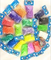 FREE SHIPPING 10sets Mix Colors kit Refills Twistz Band Rubber Loom Bands (200bands+12S-Clips + Hook/ Set )LOOM BRACELET
