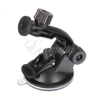 Mini Windshield Suction Cup Mount Holder Flexible Tripod Stand Universal DV GPS Webcam Camera Recorder Video Car Window Driving