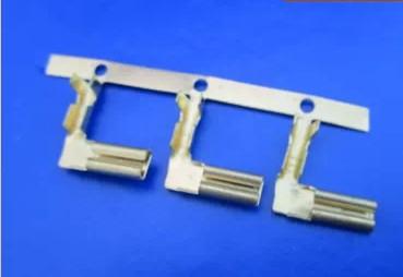 DJ627-2.8A 110 flag-type elbow plug spring loaded parts 100(China (Mainland))