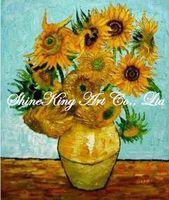 handpainted  impressionist oil painting reproduction art of famous artist Van Gogh Van1002 40x50cm