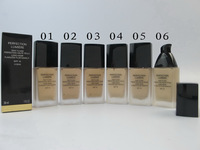 Hot sale (12pcs/lot) perfection lumiere foundation teint fluide perfection haute tenue long wear flawless fluid makeup spf 10