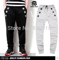 Top quality , 2014 mens sweatpants PYREX brand hiphop skateboard street joggers fashion casual trousers XXXL , 2 colors