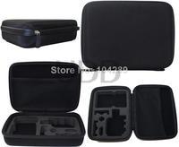 Gopro Camera Kit M Size GoPro Pack Shockproof waterproof protection package GoPro Carrying Case For GoPro  hero 2 3 SJ4000 Bag