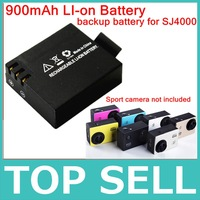 Extra battery for original SJ4000 spare battery additional optional external battery for SJ4000 not for Fake SJ4000