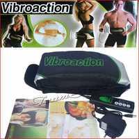 100sets/lot Vibroaction Vibration Slimmer Fitness Massager slimming Health Belt belt Sharper Multi-Language DHL Free Shipping