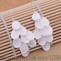 LX-AE269 925 sterling silver earrings , 925 silver fashion jewelry , Many wafer /facanrja cfdakwka