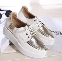 2014 HOT Free shipping new  fashion super beautiful   women's platform shoes casual shoes for women  size(34-40)