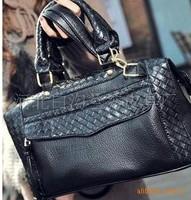 2014 new fashion women leather handbags cartoon bag owl shoulder bags women messenger bags totes leather bags