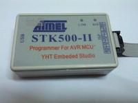 Free shipping  STK500 Emulator/programmer for AVR MCU STUDIO 4/5/6 ICC compile load