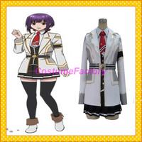 Free Shipping Custom Made Kamigami No Itazura Yui Cosplay School Party Costume,2kg/pc