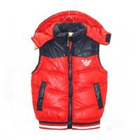 Retail  Brand  2014  New  fashion  autumn/spring/winter   children's  jacket  zipper  hooded  boy's  coat  free  shipping