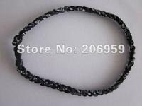 Novel and beautiful necklace, energy germanium necklace. Anion titanium necklace