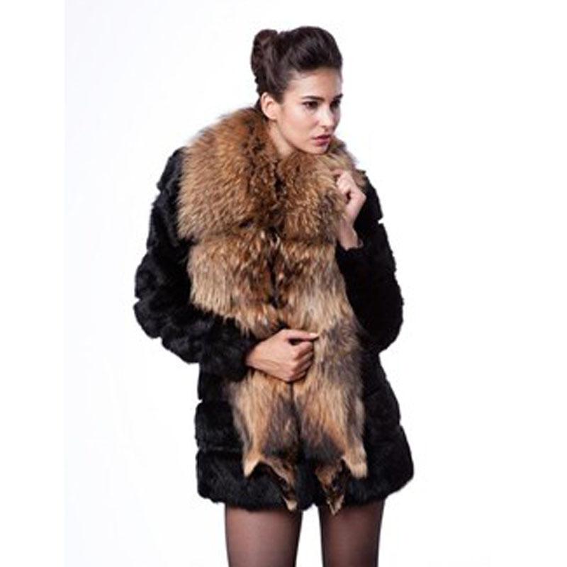 Женская одежда из меха , S/M/L/XL/XXL/XXXL