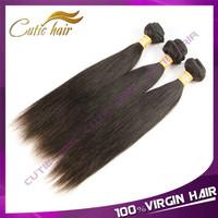 Virgin Indian Human Hair Straight Queen Hair Products 100% Unprocessed Indian Virgin Straight Hair Human Hair Weave Straight