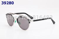 New fashion designer women men Brand sunglasses DR B1AYA sun glasses vintage vogue eyewear trend best quality free shipping