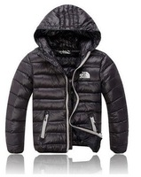 Retail 2014 new sport children's clothing brand jacket large size ultra portable warm jacket Down jacket free shipping