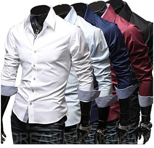 Мужская повседневная рубашка Shirt Camiseta Roupa Masculina 01ccs020 yec ccs pcu