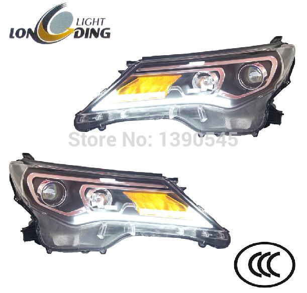 Система освещения , Toyota RAV4 & HID + ; , rav 4 3 door