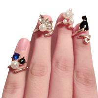 2014 new design fashion 4 pcs / set rings J1013