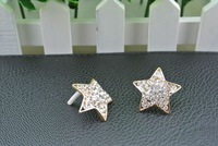 Accessories 2014 exquisite sparkling earrings hot-selling female