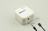 High Quality NFC Wireless Bluetooth Audio Music Receiver Adapter Stereo For iPhone Mobile Phone Laptop Free Shipping