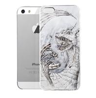 Lencase Case for iPhone 5/5S,Gothic Series:Destruction Dragon