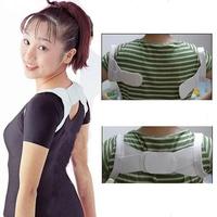 Christmas 1pair Back Posture Brace Corrector Shoulder Support Band Belt