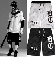 Mens  Sport Athletic Baggy Gym Jogger Joggin Shorts Cotton  Shorts