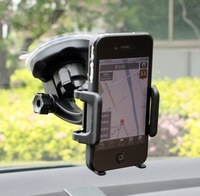 Windshiel Suction Car Phone Holder For iPhone 3/4/5 Samsung Nokia Blackberry Smart Phone PDA GPS Holder