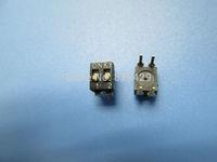 DSIC02LHGET KE 2.54MM 2-bit DIP switch toggle switch 2.54MM-2PIN New and original 1500pcs/lot free shipping