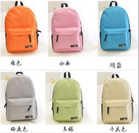 Free Shipping 2014 Fashion Women School Student Backpack for Boys Girls Casual Canvas Travel Campling Shcool Bag Book backpacks