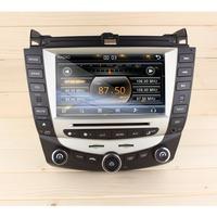 8 inch screen car dvd gps Navigation player for Honda accord Navigation In-dash Stereo Radio IPOD RDS TV  FREE MAP