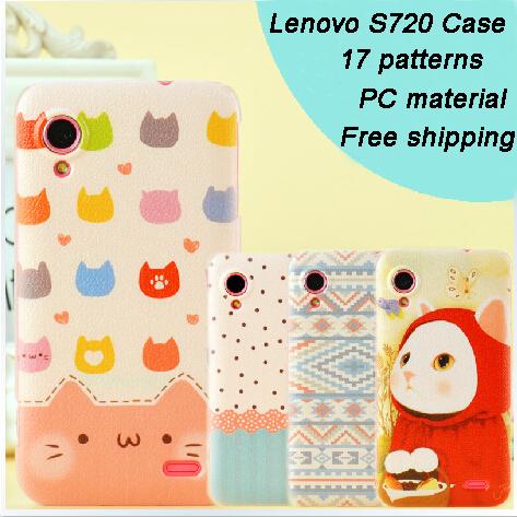 Чехол для для мобильных телефонов Own brand 17 Lenovo s720 Lenovo s720 Lenovo s 720 смартфон lenovo s720 pink