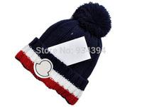 2014 Brand Fashion Designer Winter Beanie Causal Winter Skullies Hats For Men Women Chapeu toucas de inverno Free Shipping