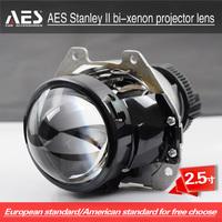 New item!!Stanley II headlight bi-xenon projector lens, 2.5 inch