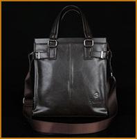 Free Shipping!2014 genuine leather cowhide Business bag men's fashion messenger bag briefcase shoulder bags men's bags