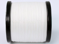 PE Dyneema Braided Fishing Line 1000M White 40LB 0.32mm 1094 Yard Spectra Braid