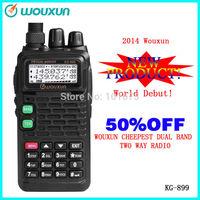 Radio Walkie Talkie KG-UV899(136-174/400-520MHZ)