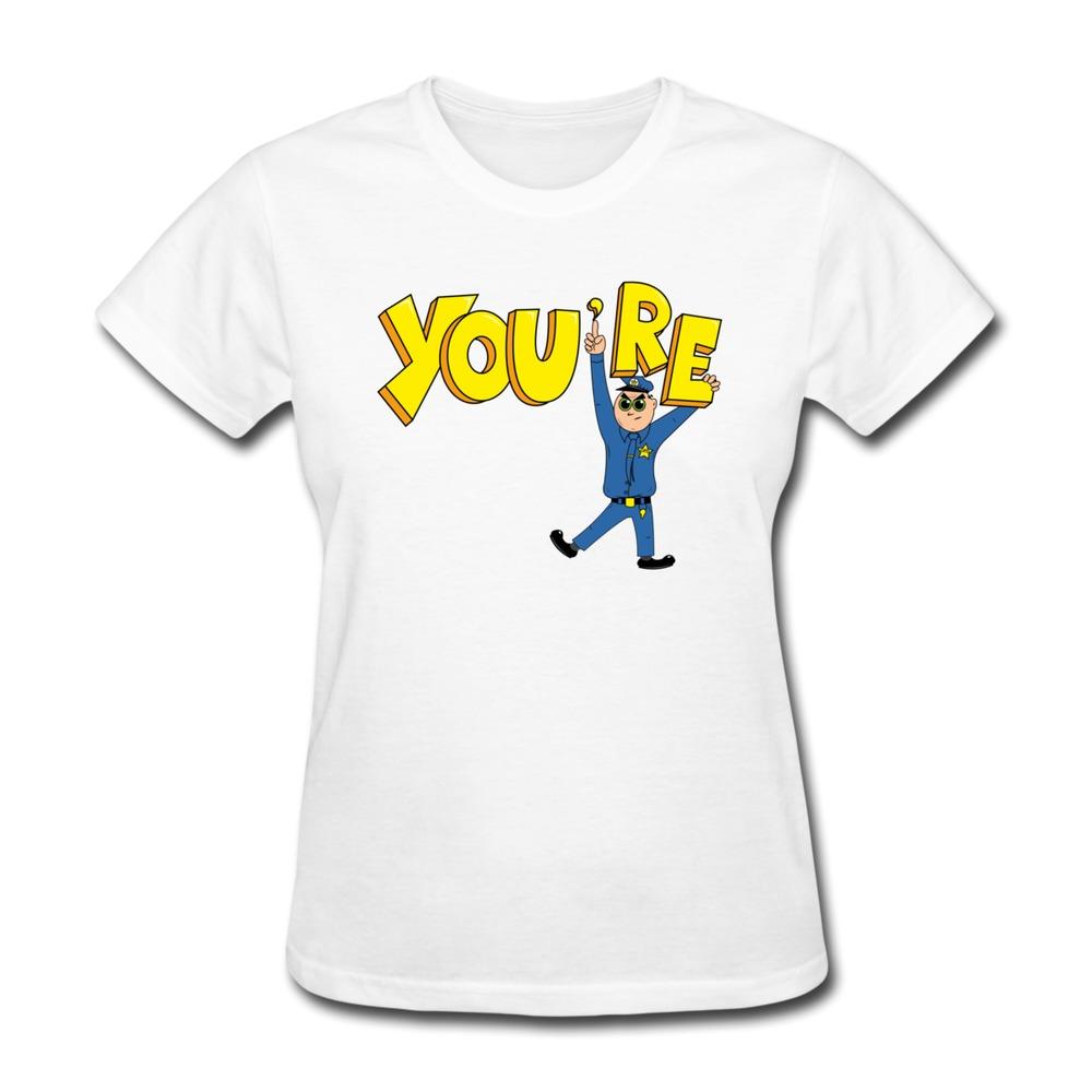 Женская футболка LOL 100% 1 TShirts LOL_3033638 женская футболка lol slim fit t lol 3038241