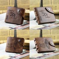 2014 New Man wallets Genuine leather stone pattern card package men short wallet bag purse bag free shipping WBG566