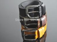 Wholesale Genuine Leather Belt MAN BELT Cow Leather Black/Brown/Deep Coffee