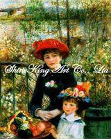 handpainted  impressionist oil painting reproduction art of famous artist Renoir Reno1002 50x60cm