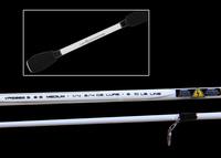 Free Shipping Abu Garcia Veritas Carbon Rod 6' 6'' M Action Spinning Fishing Rod