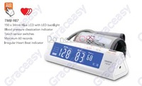 Fully Digital LCD Automatic Arm Blood Pressure Monitor & Heart Beat Meter Device
