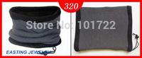 Wholesale Small Fashion Fleece Warm Neck Scarf