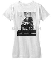 Alex Turner T-Shirt - Birthday Gift 2014 New Women T-shirt 100% Cotton Customized Logo Free Shipping